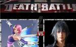 Alisa Bosconovitch vs Noctis Lucis Caleum!  Tekken