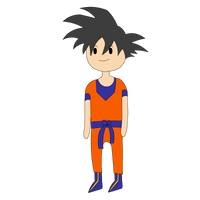 Goku - AT Style