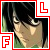 L icon by Dark-Anime-Princess