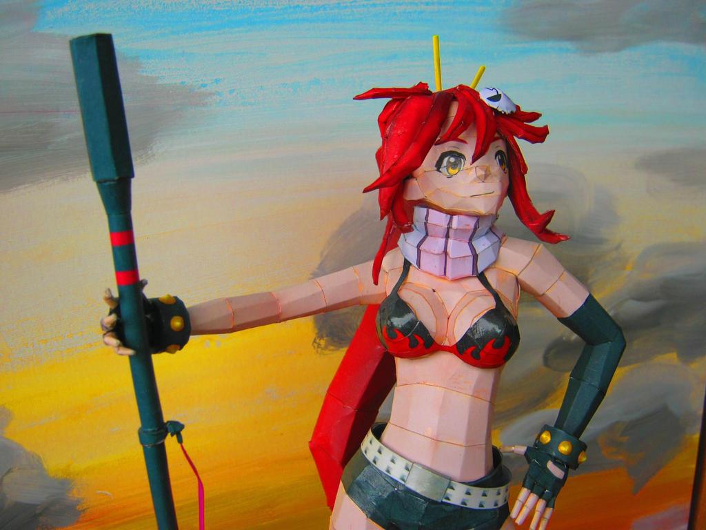 Yoko ritona by rummsfeld