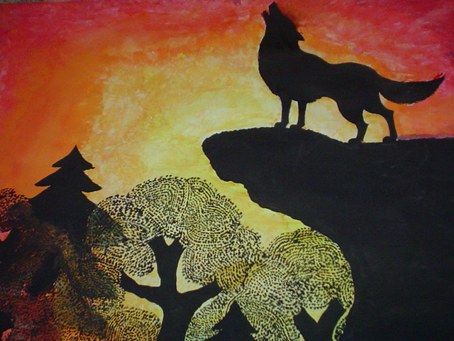 Wolf Song by Sheena66