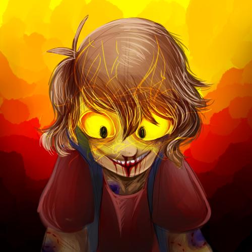 Demon Dorito by Draikinator
