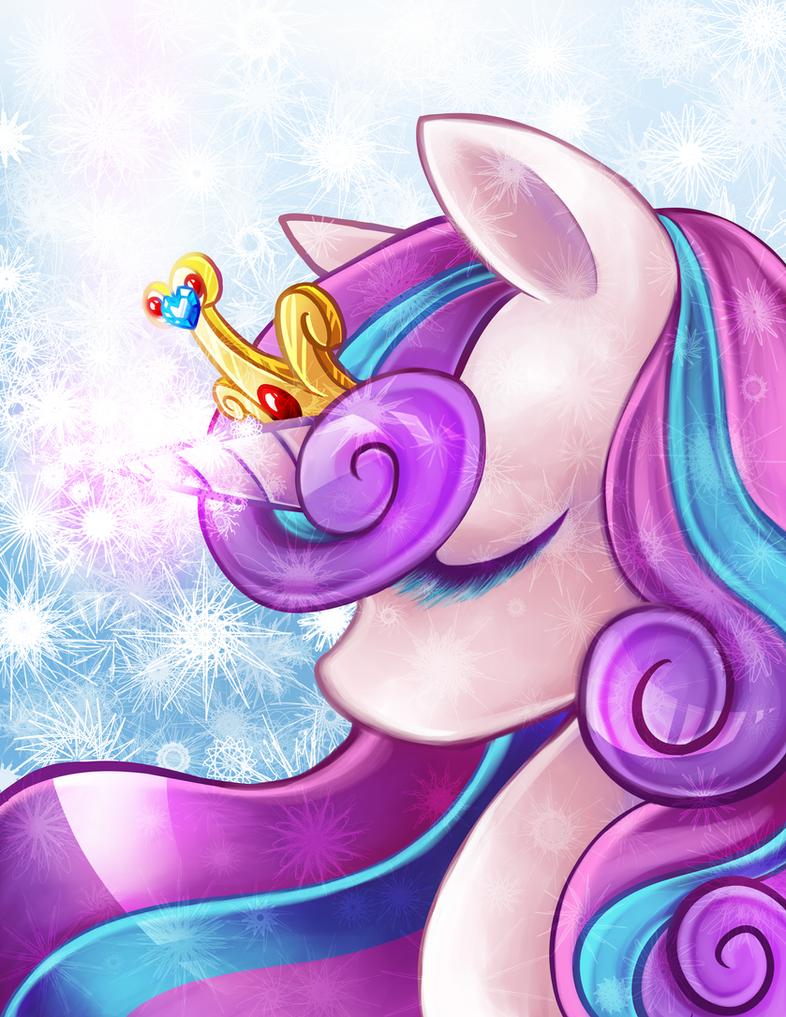 princes_flurryheart_by_draikinator-db1vs