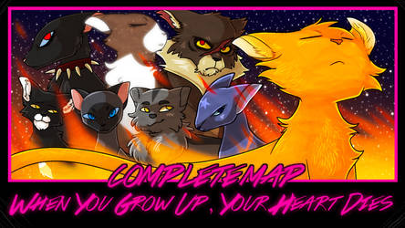 When You Grow Up, Your Heart Dies Thumbnail Entry by Draikinator