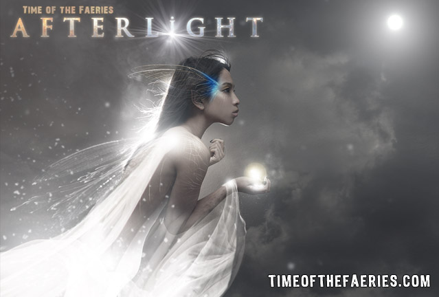 Reemergence - fairy of light by josephcorsentino