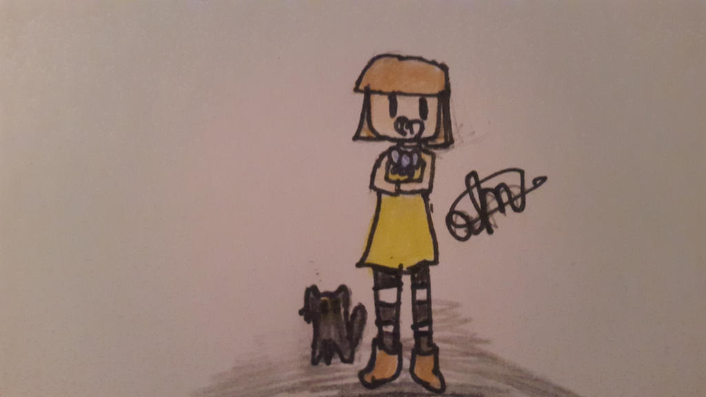 Fran Bow by Hungrysoup