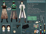 [SV/Horror]The Jaded Surgeon Reference Sheet