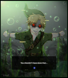 [BEN Drowned] You shouldn't have done that... by L0ra2