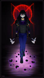 (Proxy OC) Black Rose: Path Of Destruction by L0ra2