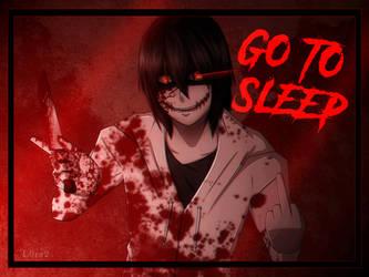 [Creepypasta] Jeff the Killer by L0ra2