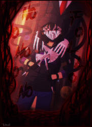 (Proxy OC) Black Rose: I am His by L0ra2