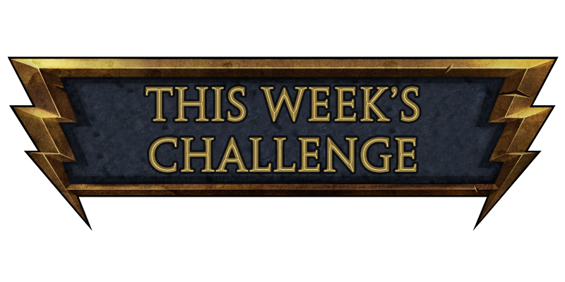 Image result for this week's challenge