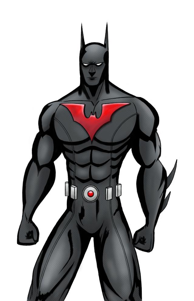 Arkham City Batman Beyond by Loganman17