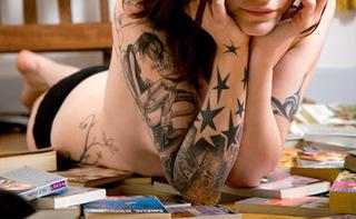 body art by twistedcourt