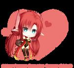 Pulis - Goddess of Affection (Chibi)