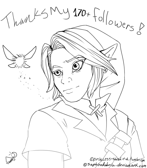 For My Followers on here and tumblr!!!! by SaphireDabria
