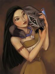 Princess coloring book by kaarmeen