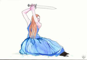 Juliet Kimball-Devon by Serenesabine