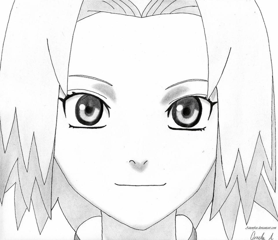 Sakura Haruno Naruto Shippuden By Aizenfree