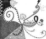 #9 Zendoodle Drawing