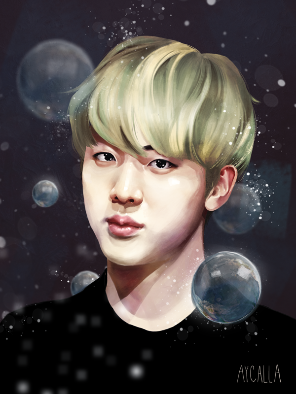 Jin by Aycalla