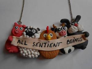 All sentient beings.