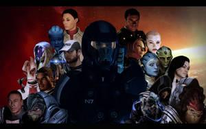 ME2 Wallpaper by zepheera