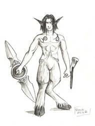 Satyr by CurseReaper