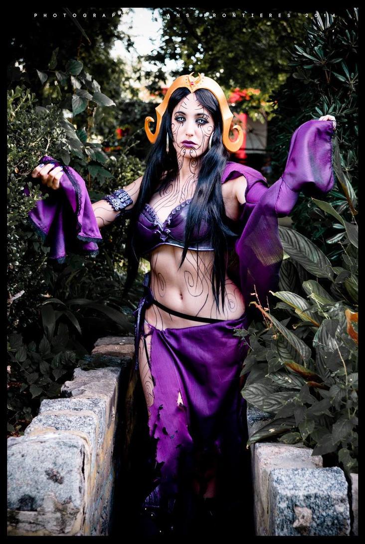 Liliana Vess - Magic the Gathering by RainbowMissy