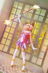 Starguardian Lux Cosplay