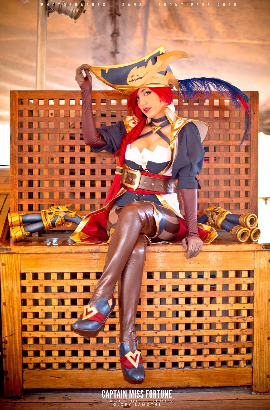 Captain Miss Fortune
