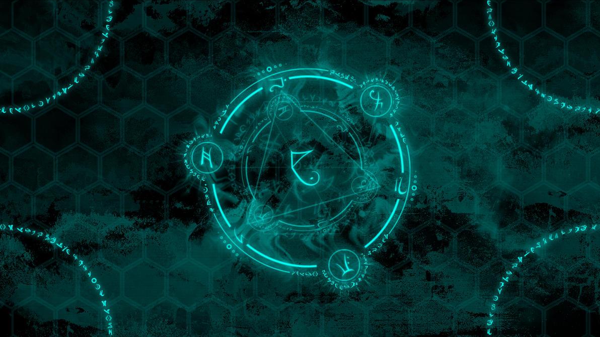 Arcane Circles Arcane Circles Wallpaper by