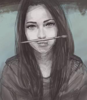 Bukchi portrait