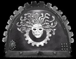 Iron Gorgons Armorial