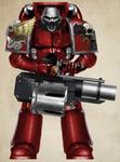 BA Angel's Tear Destroyer Legionary