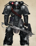 Stygian Krakens Abyssal Lord