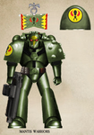 Mantis Warriors Badab War