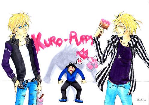 Kuro-Puppy