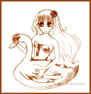 My lovely Swan