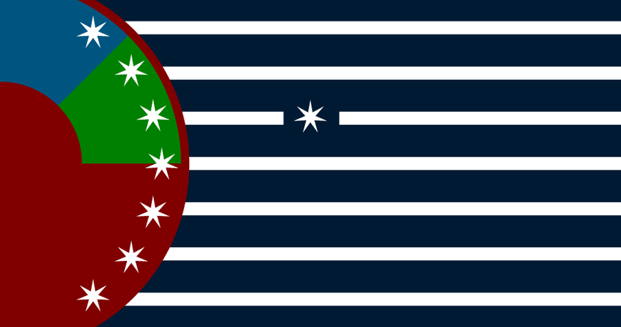 Simple CSM Flag by fmilluminati