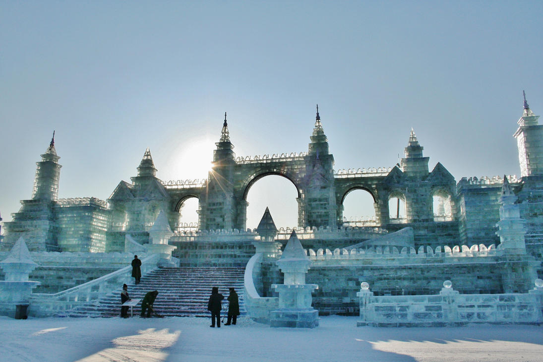ice castle by kimesama - photo #41