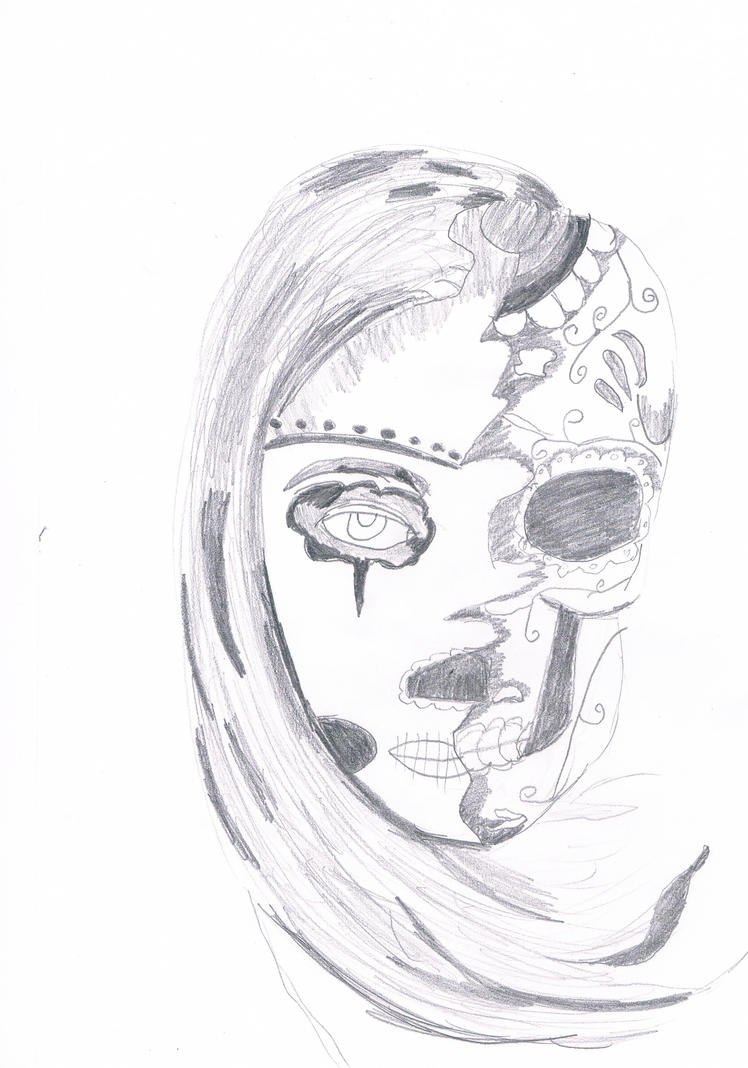 Marilyn Monroe Day Of The Dead Coloring Pages Coloring Pages
