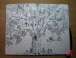 Moleskine Doodle-Amazzonia by Radical1981