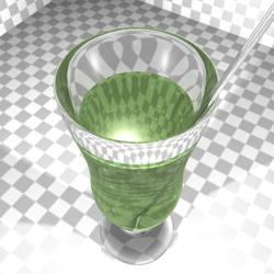 A glass of freshness. by Rikki-Tikki-Tavi