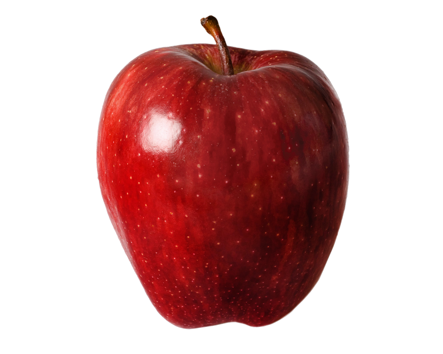 PNG RED APPLE