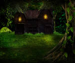 The cottage in the woods BG STOCK