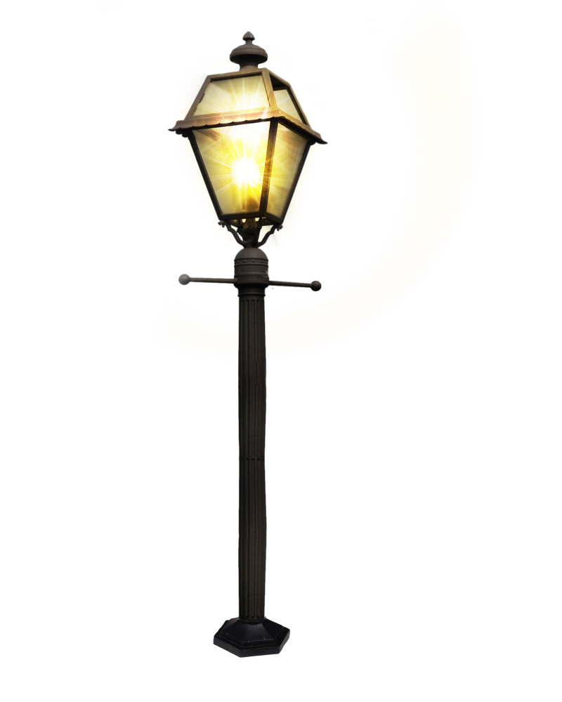 Street Lamp by Moonglowlilly on DeviantArt for Png Street Lamp  585hul