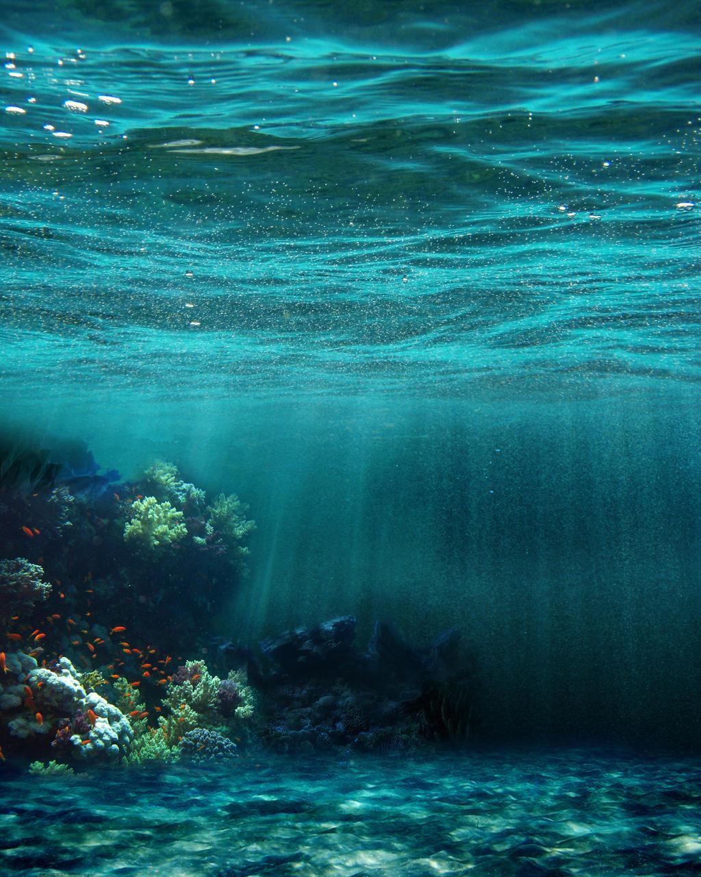 Underwater Bg 2 by Moonglowlilly on DeviantArt