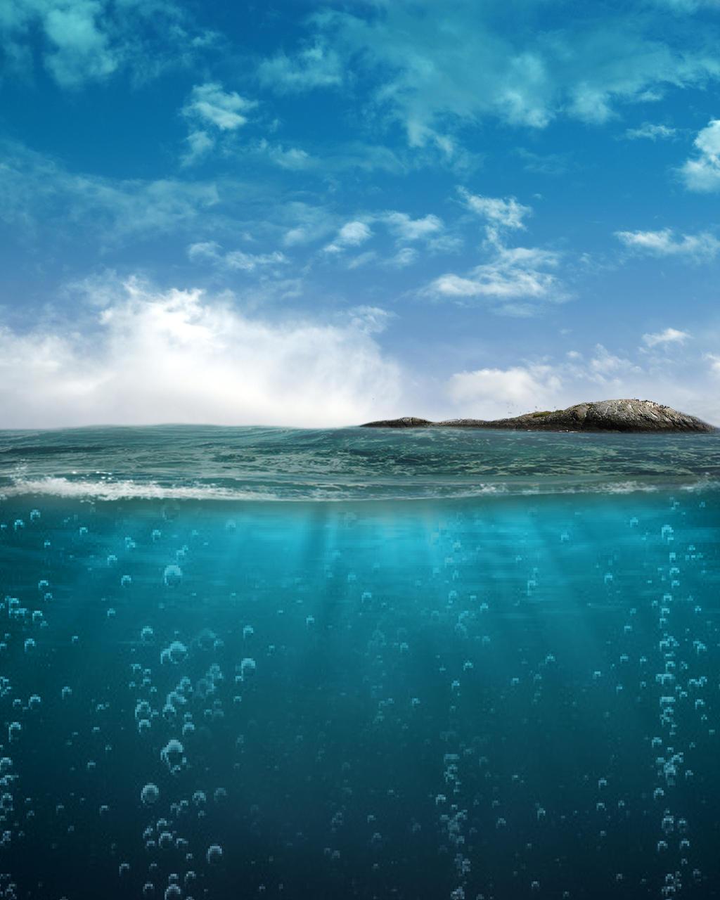 Ocean Bg Stock