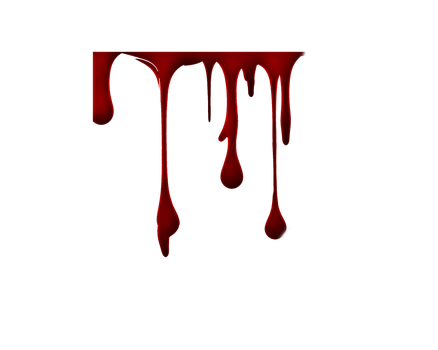 Png Blood Drips 5